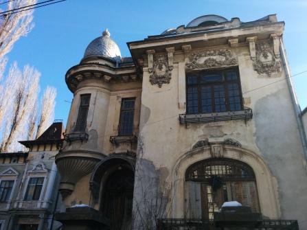 Belle Epoque villa in the Cotroceni area